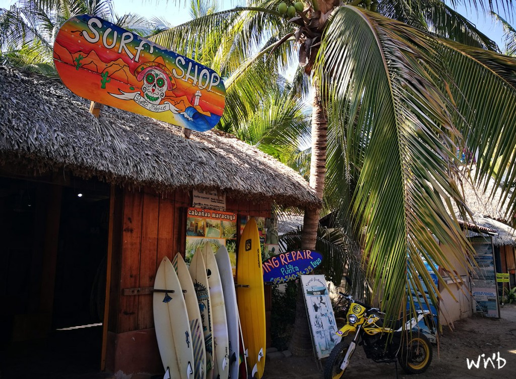 Surf Shop Puerto Escondido
