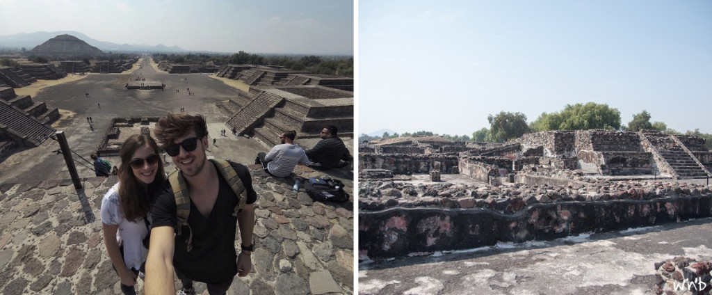 Ruins of Teotihuacán
