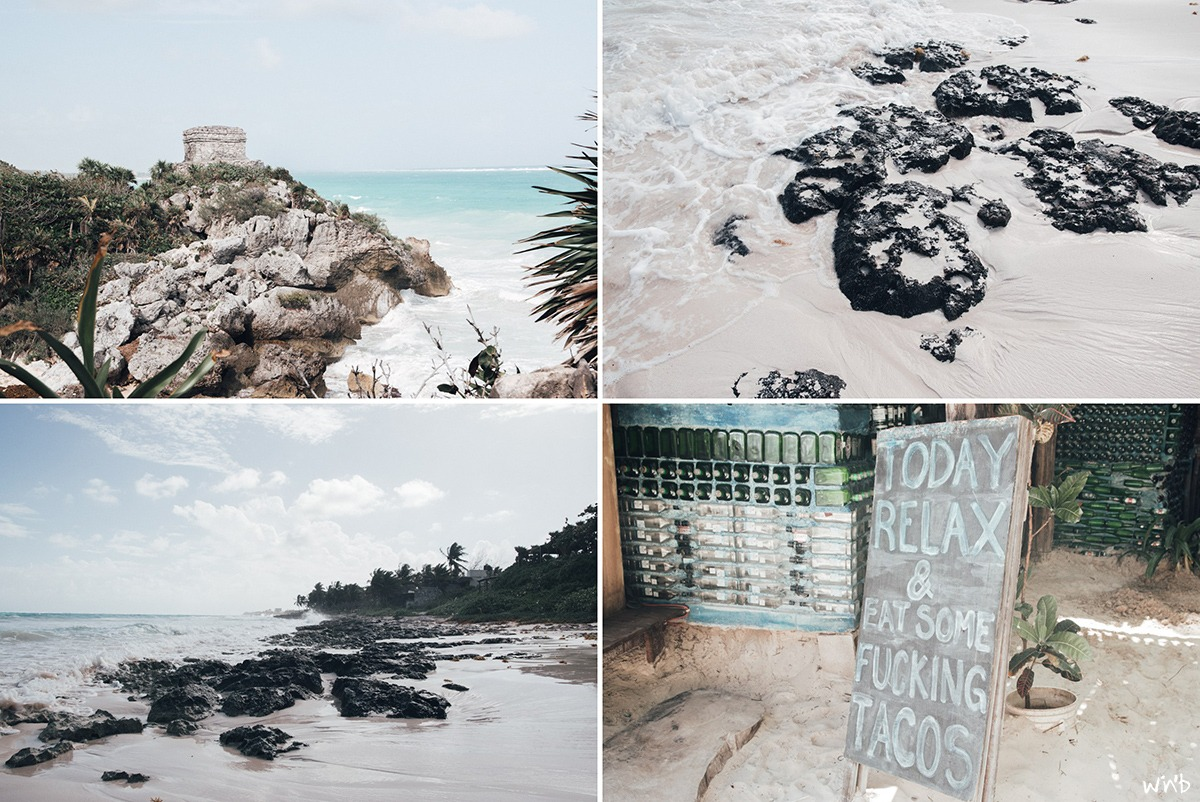 Collage Tulum