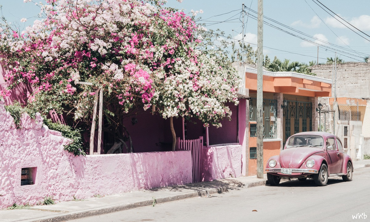 Car in Mexico