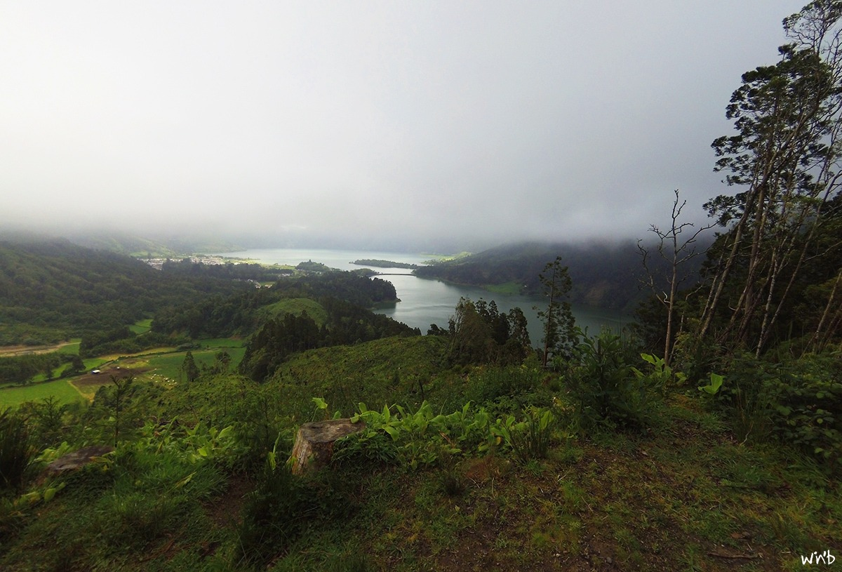 Hiking Azores