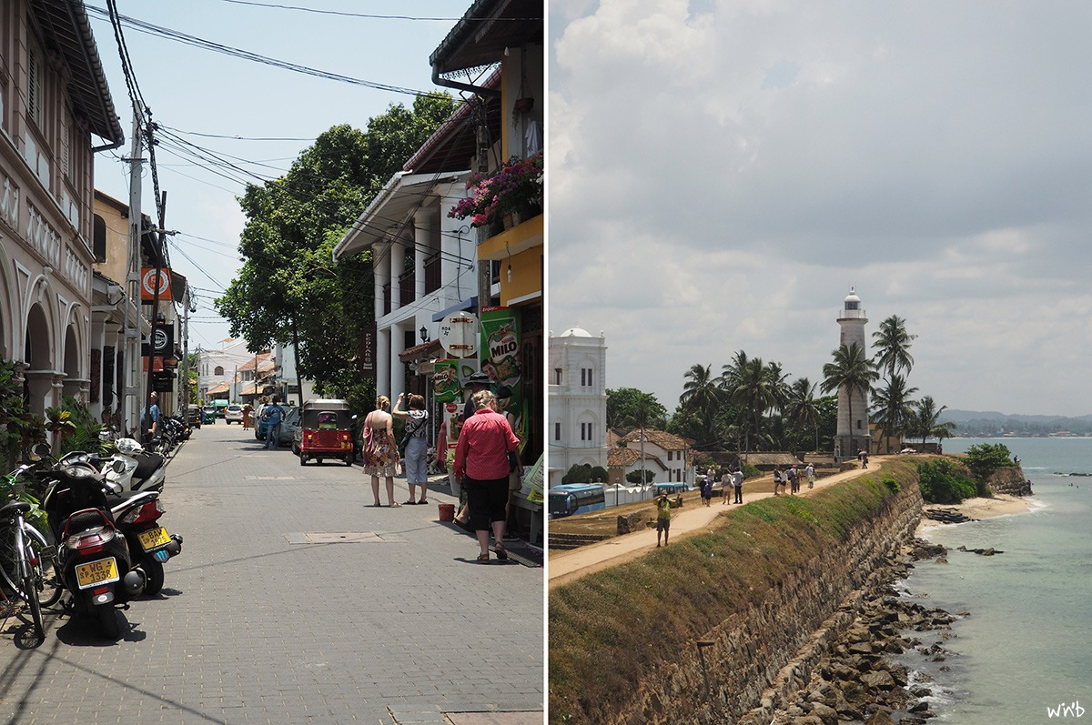 Galle Old Town