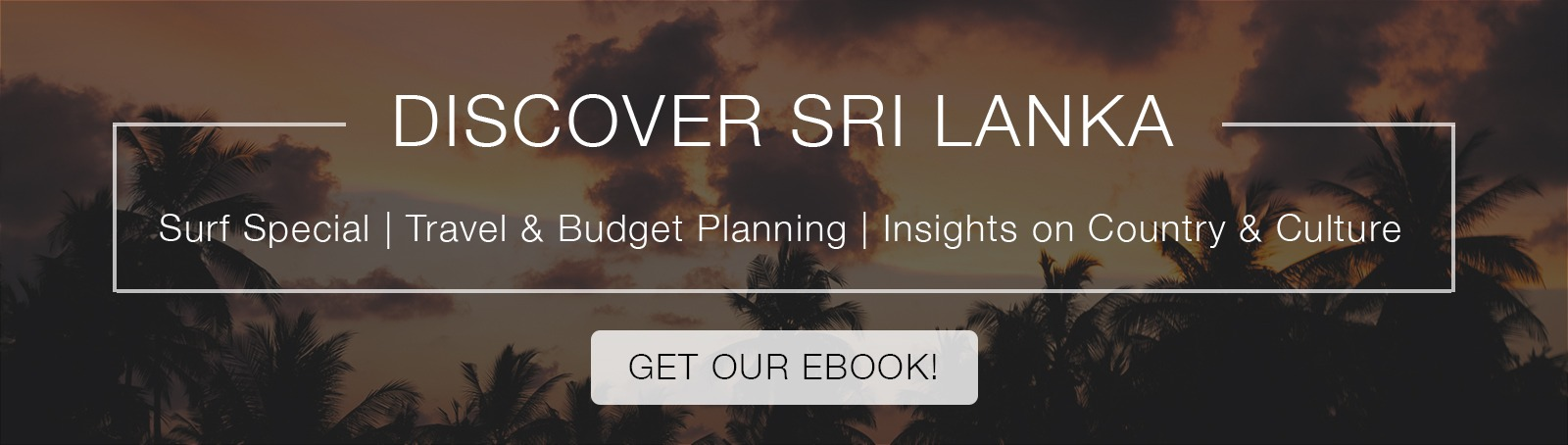 Discover Sri Lanka eBook