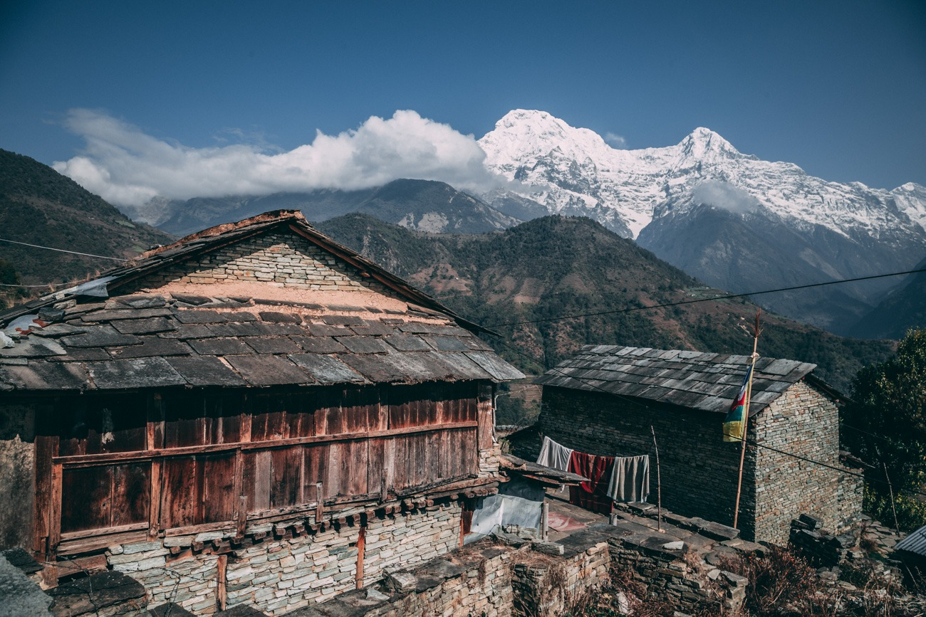 Backpacking in Nepal