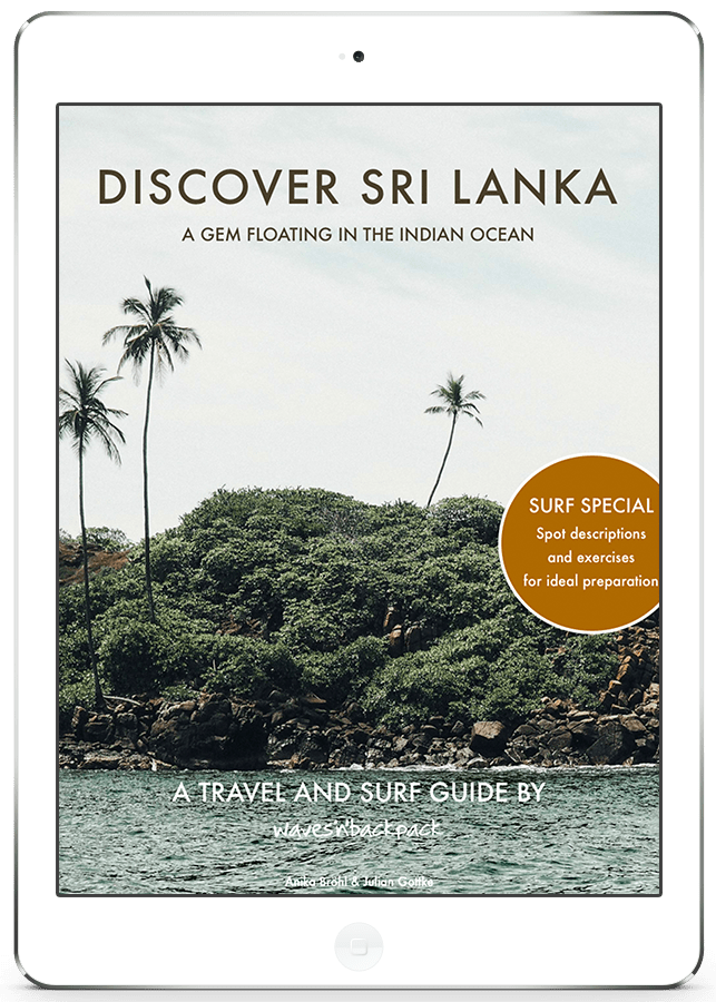 mockup ebook Sri Lanka