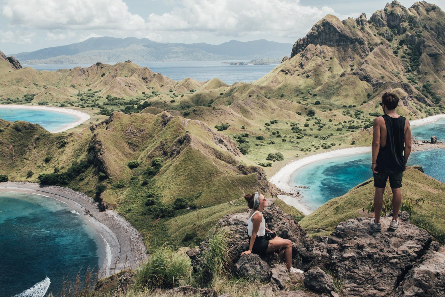 View from Palau Padar