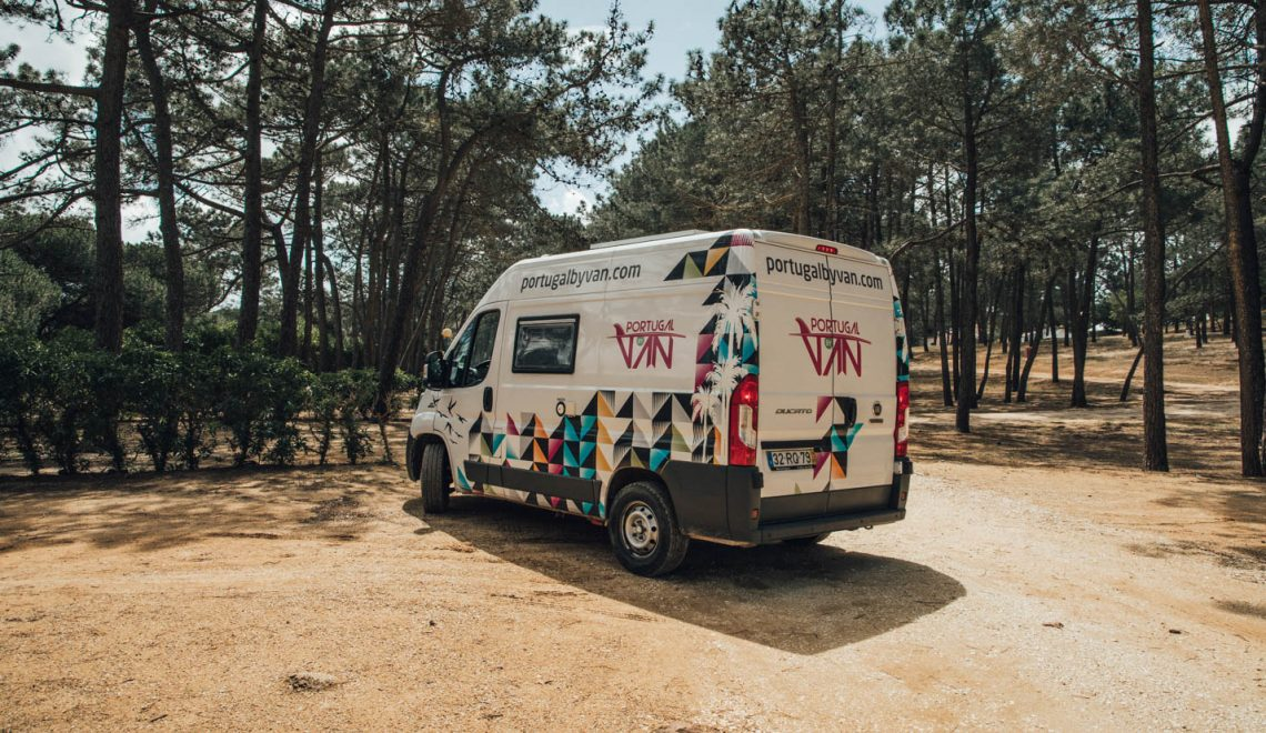 Camper Van in Portugal – The Best Way to Explore